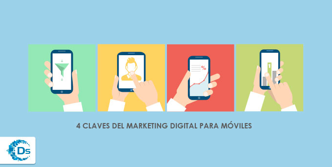 Claves del Marketing Digital para móviles